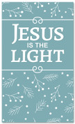 Jesus is the Light xw  banner