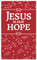 Jesus is Our Hope xw banner