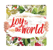 Watercolor Shiplap - Joy to the World - CHH051