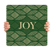 Green Medallion - Joy - CHH057