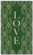 Love banner xw