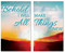set of 2 New Years banners xw