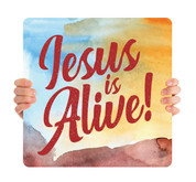 Jesus is Alive HHE023