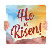 He is Risen HHE024