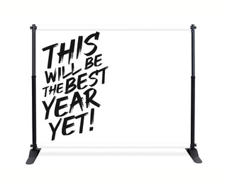 8x10 backdrop banner