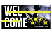 Welcome Banner  - Style 22