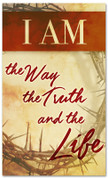 I Am church banner 61