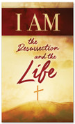 I Am church banner 62