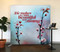 Cherry Blossom All Things Beautiful Tension Backdrop Display