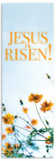 indoor Easter banner