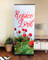 retractable indoor banner easter