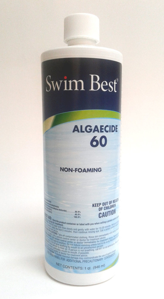 Swim Best® Algaecide 60 - 1 qt