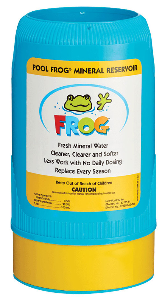 Pool Frog Mineral Reservoir Model 6100 Mkm Pool Amp Spa