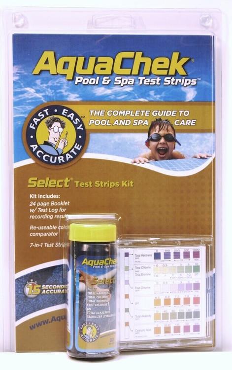 AquaChek® Select 7-in-1 Test Kit