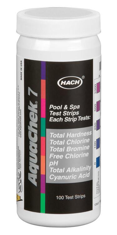 AquaChek® Silver 7-Way Test Strips