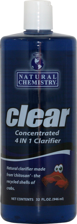 Natural Chemistry® Clear - 1 qt
