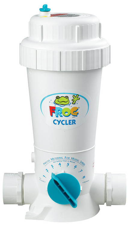 Pool Frog® Model 5400 Cycler w/ Mineral Reservoir