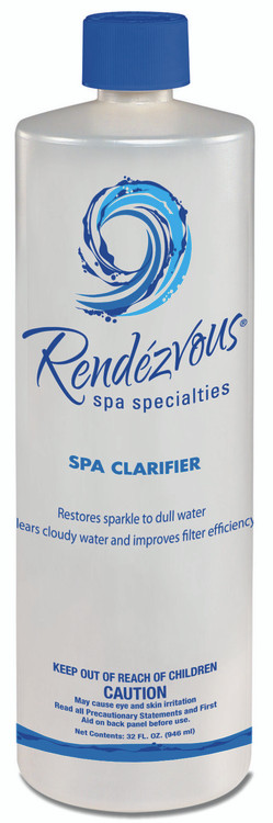 Rendézvous® Spa Specialties Spa Clarifier - 1 qt