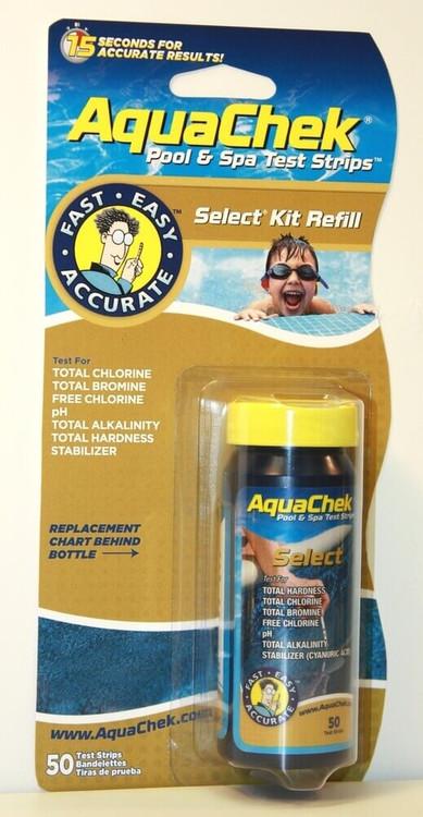 AquaChek® Select Refill 7-in-1 Test Strips