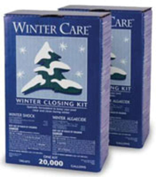 Omni Winter Care Pool Winterizing Kit - 20,000 gallon
