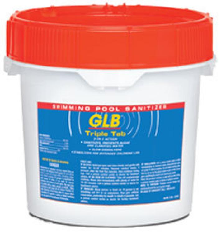 GLB® TripleTab chlorinating tablets - 22.5 lb