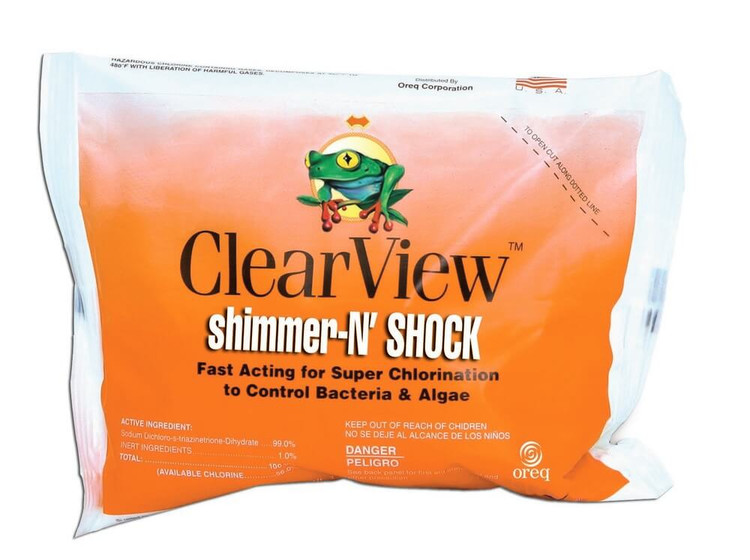 ClearView Shimmer-N' Shock - 1 lb