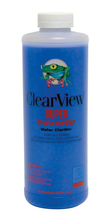 ClearView SUPER Crystal Clarifier - 1 qt