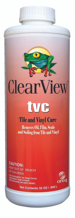 ClearView TVC tile and vinyl cleaner - 1 qt