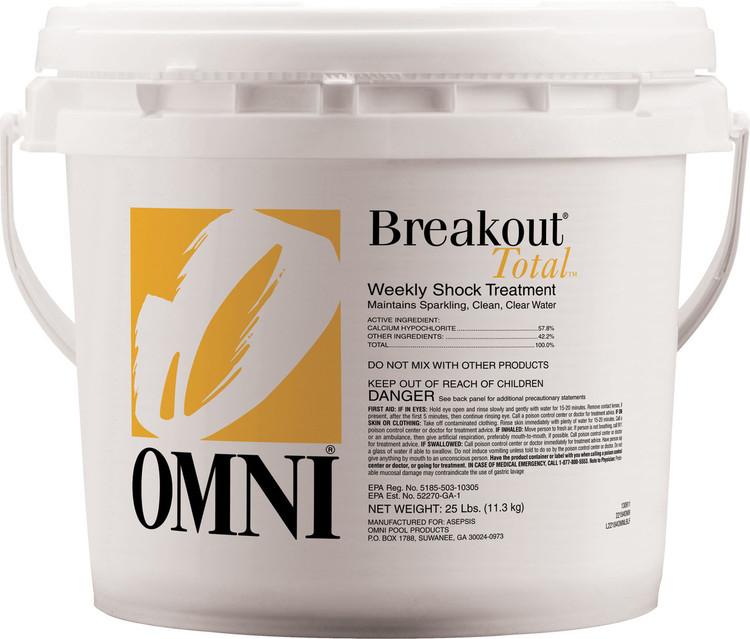 Omni Breakout Total® - 25 lb