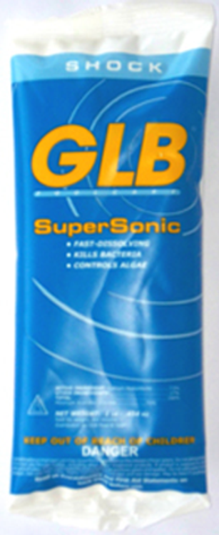 GLB® SuperSonic chlorine shock - 24 pack