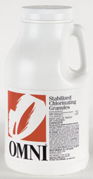 Omni Chlorinating Granules  -  5 lb