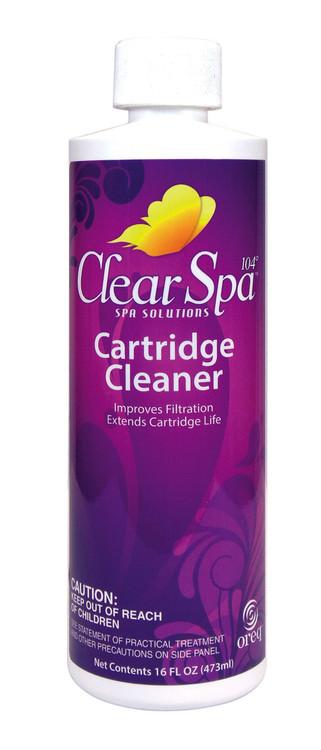 ClearSpa 104 Cartridge Cleaner - 16 oz