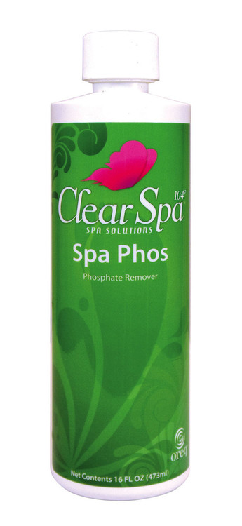 ClearSpa 104 Spa Phos - 16 oz
