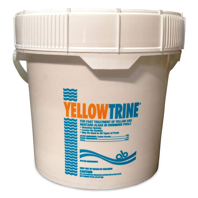 Applied Biochemists® Yellowtrine® algaecide - 25 lb