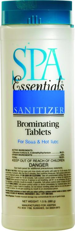 Spa Essentials Brominating Tablets - 1.5 lb - 32305