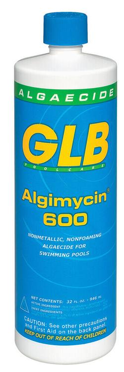 GLB® Algimycin®  600 algaecide - 1 qt
