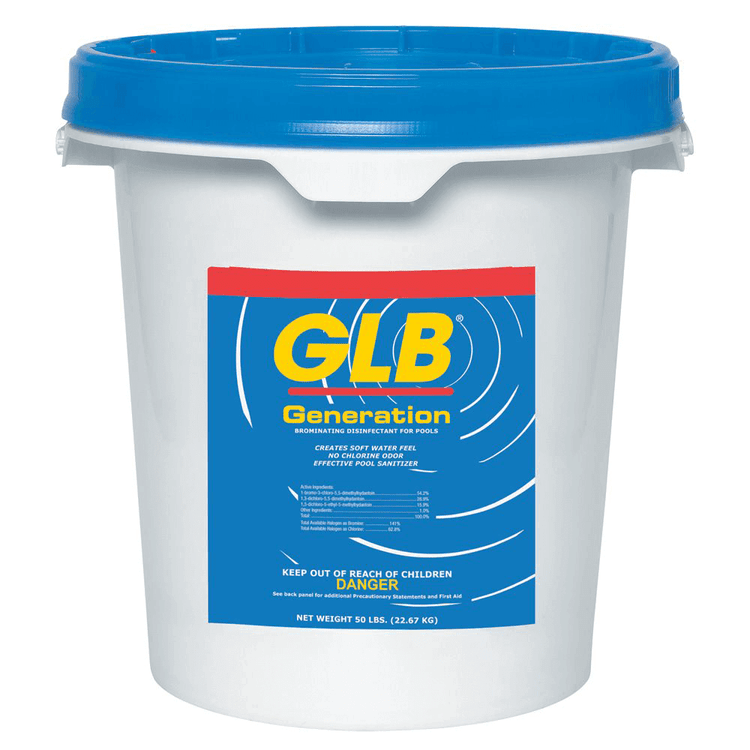 GLB® Generation Brominating Tablets - 50 lb