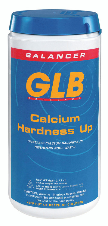 GLB® Calcium Hardness Up -  6 lb