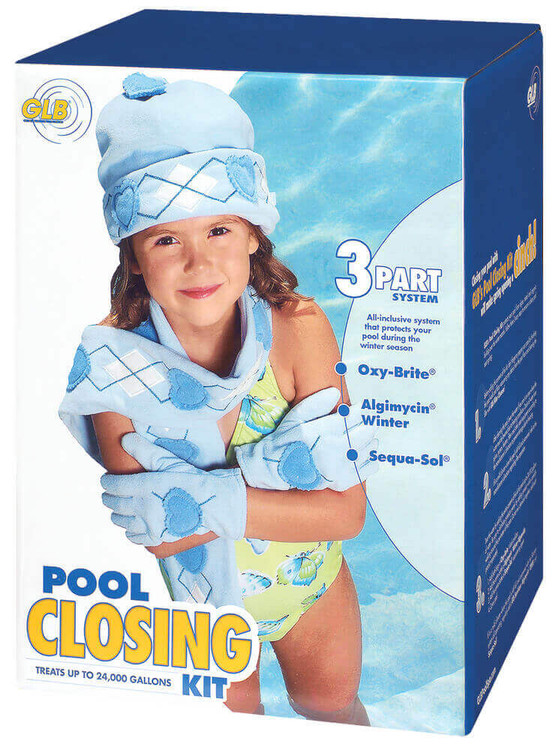 GLB® Pool Closing System 24K