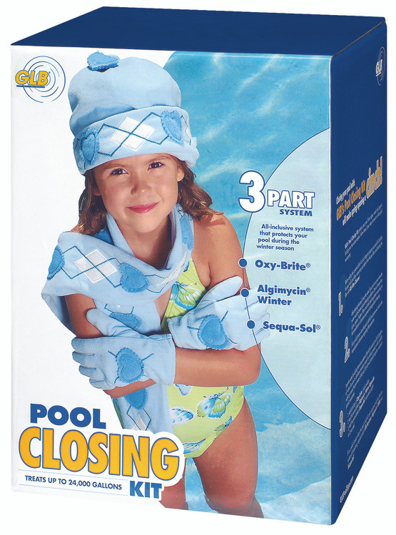GLB® Pool Closing System 12K