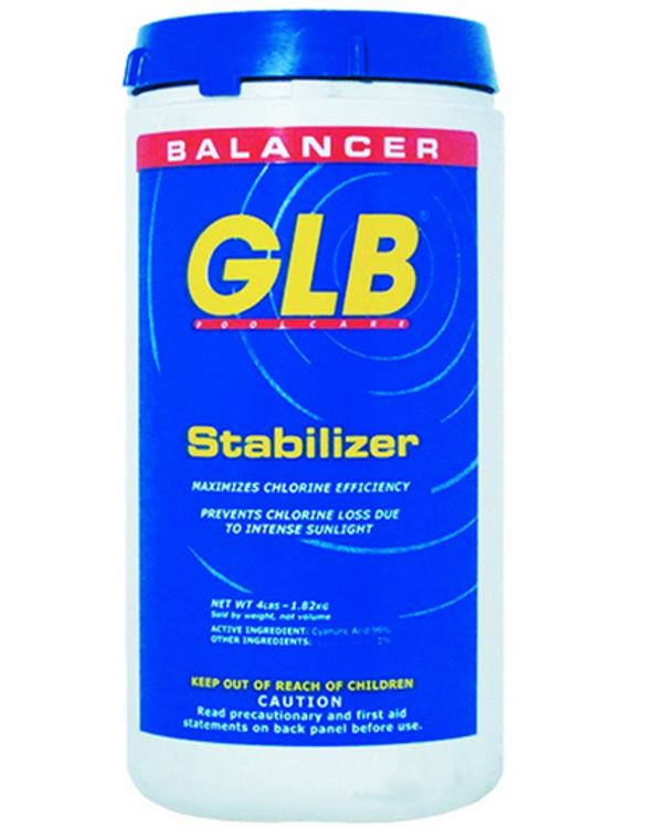 GLB® Chlorine Stabilizer -  4 lb