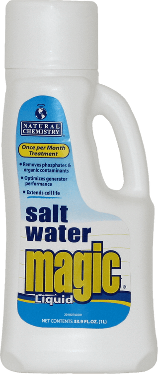 Natural Chemistry® Salt Water Magic Liquid - 1 lt