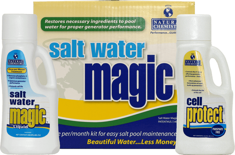 Natural Chemistry® Liquid Salt Water Magic
