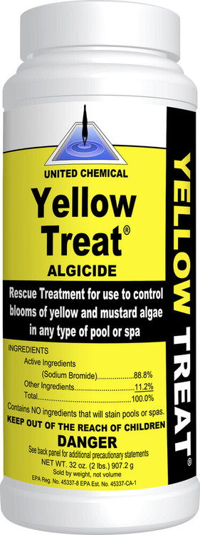 United Chemical Yellow Treat® - 2 lb