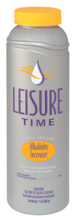 Leisure Time® Alkalinity Increaser - 2 lb