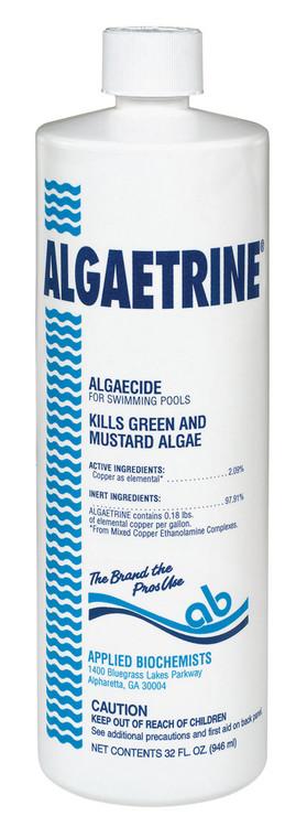 Applied Biochemists® Algaetrine® algaecide - 1 qt