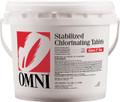 Omni Large Chlorinating Tabs - 25 lb  -  21784