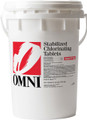 Omni Large Chlorinating Tabs - 50 lb  -  21785
