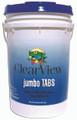 "ClearView Jumbo Tabs 3"" - 50 lb  -  TL050U"