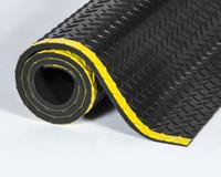Black With Yellow Border